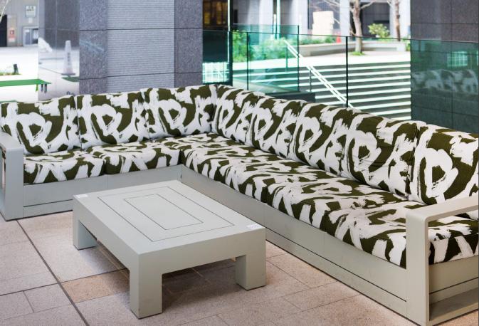 ビーチサイドソファ・テーブル